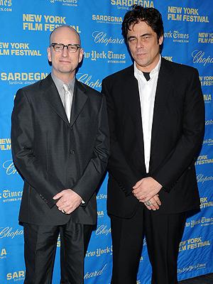 Benicio del Toro, Steven Soderbergh