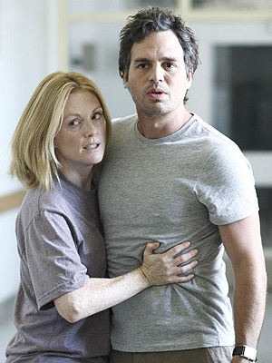 "Julianne Moore, Mark Ruffalo, ""Blindness"""