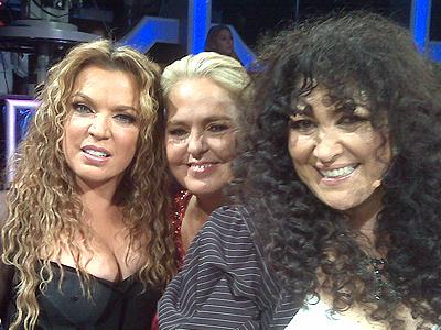 Ednita Nazario, Lupita D'Alessio, Amanda Miguel