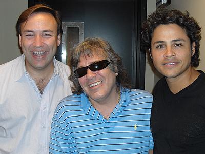 Javier Romero, José Feliciano, Manú