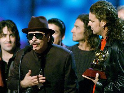 Santana y Maná