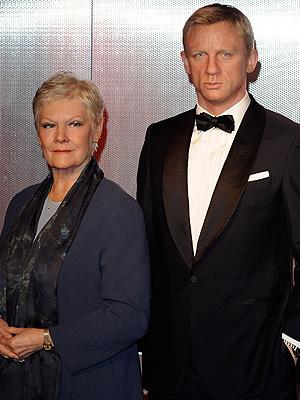 Judi Dench, Daniel Craig