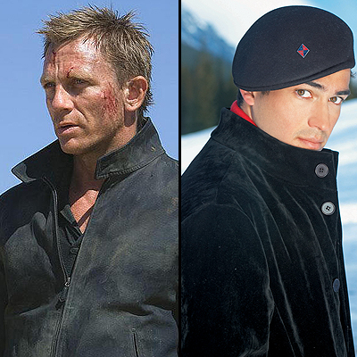 james bond, poncho herrera, daniel craig