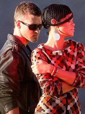 Justin Timberlake, Rihanna