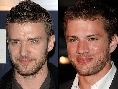 Justin Timberlake, Ryan Phillippe