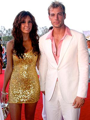 Elizabeth Gutiérrez y William Levy