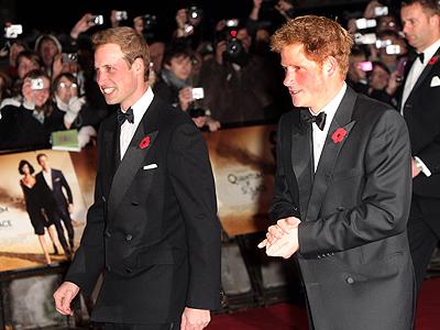 Príncipe Willian, Príncipe Harry