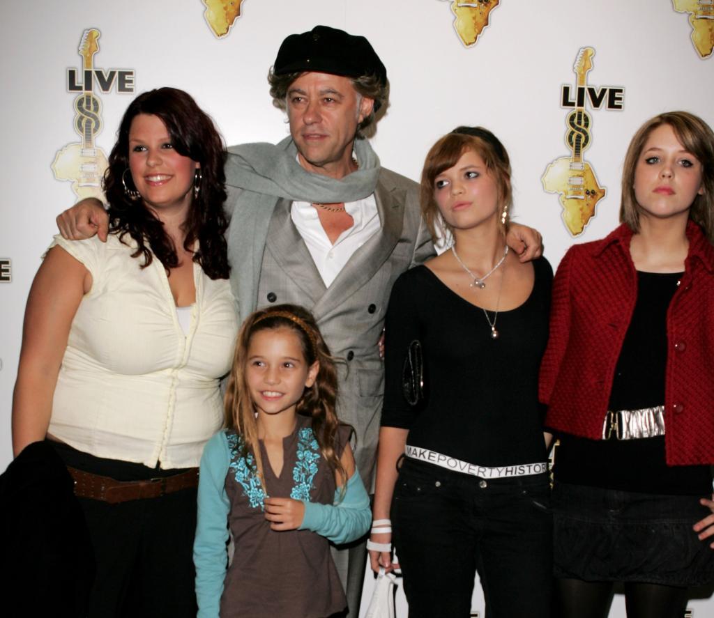 Bob Geldof, Fifi Trixiebelle Geldof, Nombres raros