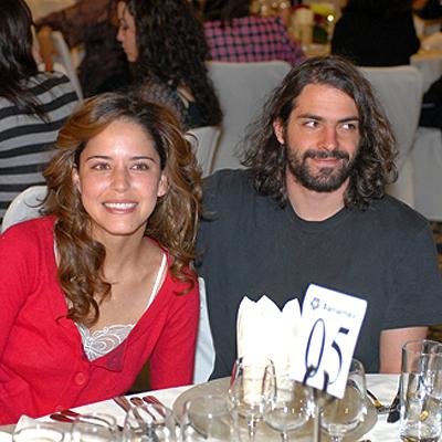 Ana Claudia Talancón, José María Tavira