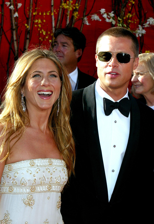 Brad Pitt, Jennifer Aniston, Rupturas
