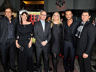 Benicio Del Toro, Steven Soderbergh, Rodrigo Santoro, Julia Ormond