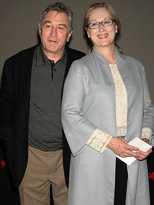 Robert De Niro, Meryl Streep