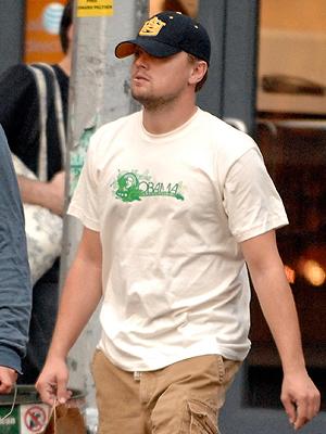 Leonardo DiCaprio, Presidente
