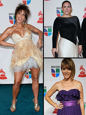 Alejandra Guzmán, Kany García,Angélica Vale, Ellas