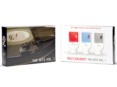 REGALOS, Billy Jealousy The Hits Vol. 1