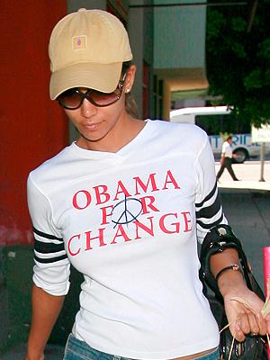 Halle Berry, Presidente