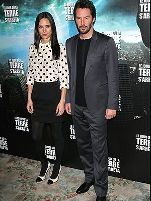 Keanu Reeves, Jennifer Connelly