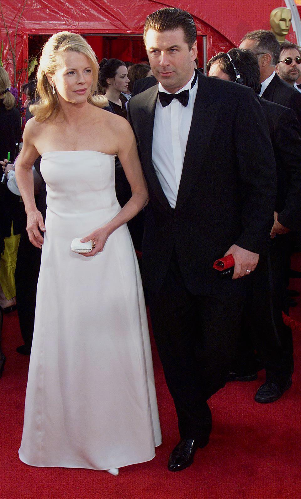 Alec Baldwin y Kim Basinger, rupturas