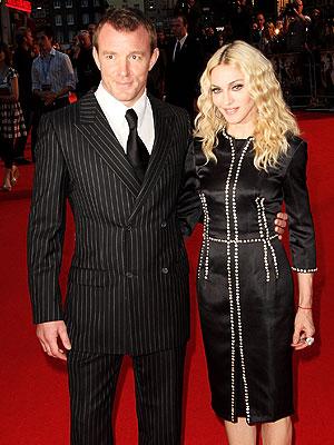 Madonna, Guy Richie