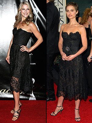 Natalia Portman, Ali Later, twins