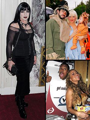 Gloria Estefan, Mariah Carey, Christina Aguilera