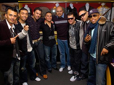 Alacranes Musical, Rogelio Martinez, Guayacol, Ale Nova y DJ Frankie Needles