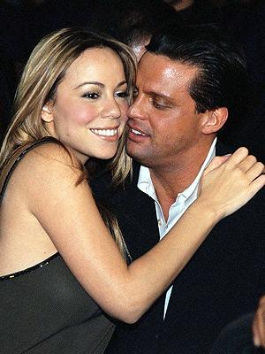 Luis Miguel, Mariah Carey, Rupturas