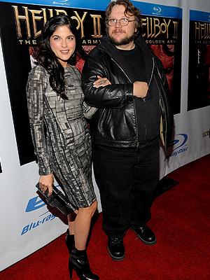 Selma Blair, Guillermo del Toro