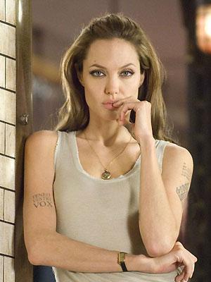 Angelina Jolie, Wanted