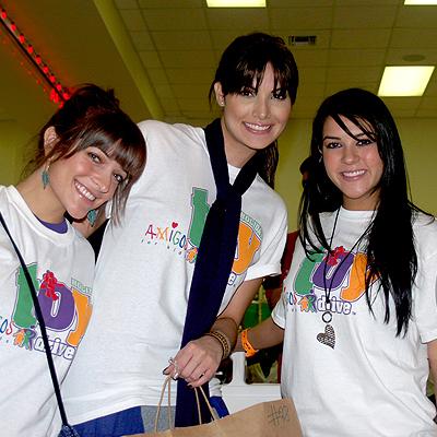 Alejandra Alberti, Cynthia Olivarria, Tati
