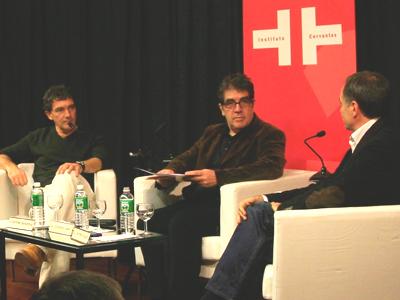 Antonio Banderas, Eduardo Lago, Antonio Soler