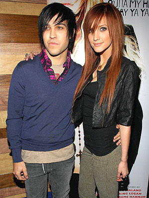 Pete Wentz y Ashley Simpson, Bodas 2008