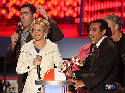 Britney Spears, Antonio Villaraigosa, Adam Carolla
