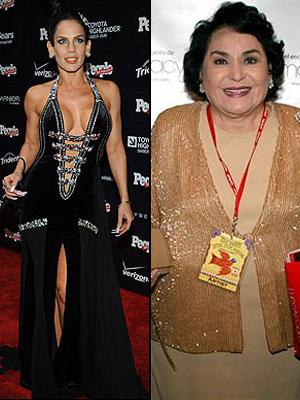 Carmen Salinas y Niurka, escandalos 2008
