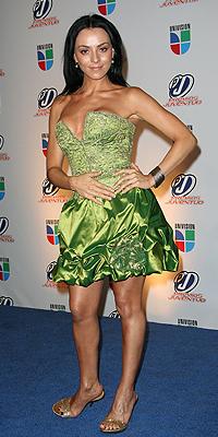 Ivonne Montero, Worst Dressed
