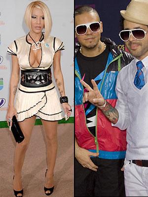 Calle 13 y Ivy Queen, escandalos 2008