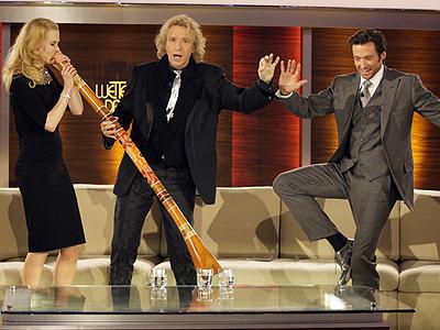 Nicole Kidman, Hugh Jackman