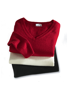 JACLYN SMITH CASHEMERE SWEATERS