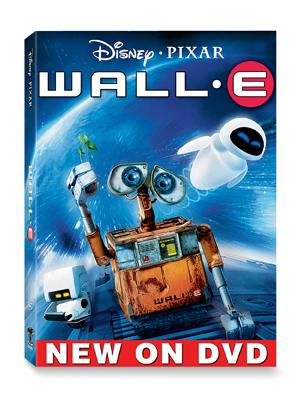 DVD de WALL-E