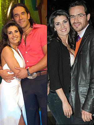 Jorge Poza y Mayrin Villanueva, escandalos 2008