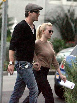 Scarlett Johansson, Ryan Reynolds, Bodas 2008