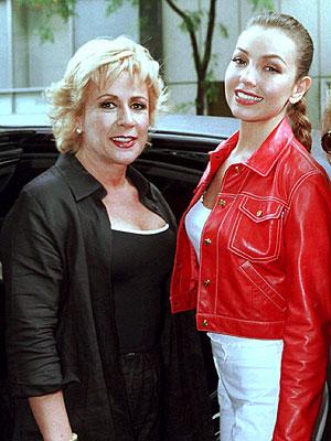 Laura Zapata y Thalia Sodi