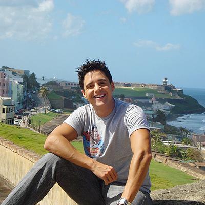 Alejandro Chabán en Puerto Rico