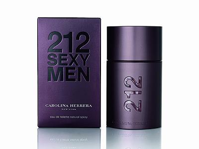 212 Sexy Men Carolina Herrera, Regalos San Valentin