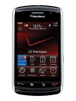 blackberry Storm, Regalos San Valentin