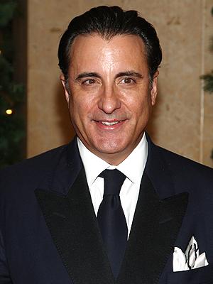 Andy García, Oscar