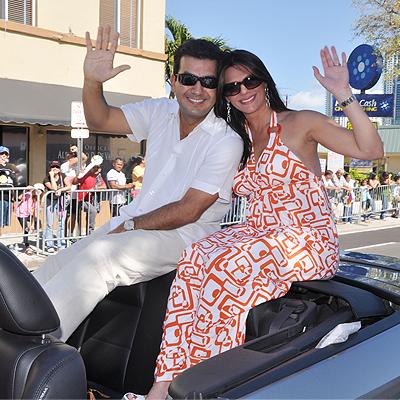 Bárbara Bermudo, Mario Andrés Moreno