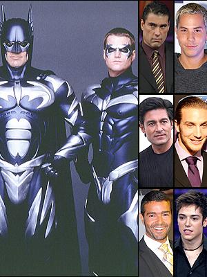 Batman y Robin, Colunga, Siller, Montero, Pee-Wee, Yáñez, Chávez