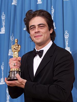 Benicio del Toro, Oscar