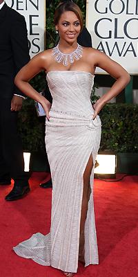 Beyonce, Golden Globes bien vestidos